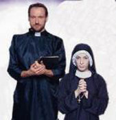 priest and nun costumes