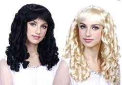 Dolly wigs