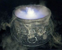 cauldron fogger
