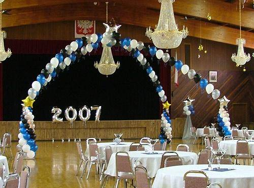 Prom decor dance floor canopy